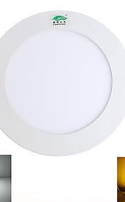 1개 Zweihnder 9W 45 SMD 2835 800 lumens lm 따뜻한 화이트 / 내추럴 화이트 장식 천장 조명 AC 85-265 V