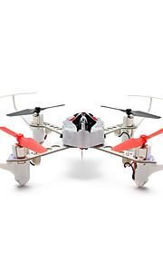 XK X100-B Zumbido 6 ejes 4 canales 2.4G RC Quadcopter Al revés Vuelo
