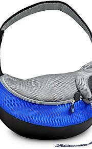 huisdier buiten draagbaar pakket een schouder kant van de rugzak drager voor honden (s, m, l)