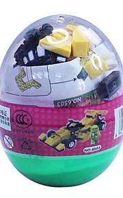 den 6503 sportsvogn dr wan, le byggesten trafik blokke snoet æg pædagogisk legetøj samlet 69 pcs