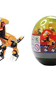 dr 6303 brinquedos lego novo le dinossauro torcido bloco bloco de ovo quebra-cabeça para manter brinquedos infantis montados