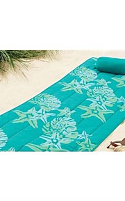 Roll Up Beach Mat with Pillow