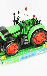 agricultor carro inercial carro verde