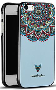 symmetriske Totems myk beskyttende bakdekselet iphone case for iphone se / iphone 5s / 5