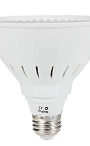 6W E26/E27 LED-drivhuslamper 168 Høyeffekts-LED 300lm lm Rød / Blå / Oransje Dekorativ AC 110-130 V 1 stk.