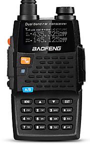 BaoFeng UV-5R 4th Generation 5W/1W 128Channels 136-174MHz / 400-520MHz Two Way Radio