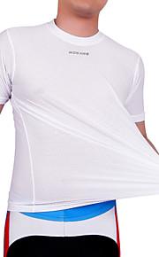 Wosawe Unisex Cycling Tops Sweatshirt Jerseys Short Sleeve Bike  Moisture Permeability Quick Dry  Anatomic