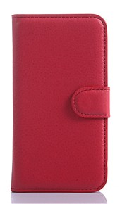 About To Open The Card Holder PU Leather Case To Protect Your Phone for Samsung Galaxy S5 Active(Assorted Colors)