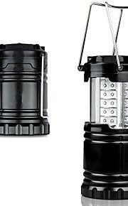 Iluminação Lanternas e Luzes de Tenda LED 100LM Lumens 1 Modo - AAA Prova-de-Água / EmergênciaCampismo / Escursão / Espeleologismo / Uso
