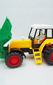 o agricultor carro inercial