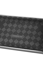 ikanoo mini altoparlante io-908 raccoglitore portatile senza fili Bluetooth stereo con funzione vivavoce, lettore di schede di tf