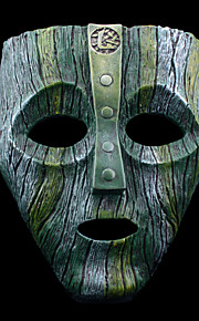 Son of the Mask 2 Terror Halloween White Resin Mask