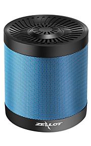 mini altoparlante bluetooth portatile senza fili altoparlanti esterni attivi zelota 12 ore di durata della batteria per il telefono PC