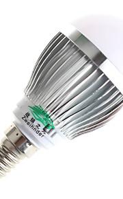 3W E14 / GU10 LED-globepærer A60(A19) 6 SMD 5730 280lumens lm Varm hvit / Naturlig hvit Dekorativ AC 100-240 V 1 stk.