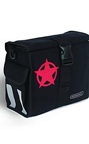 ROSWHEEL Bicycle Handle Bag MTB Road Bike Cycling Front Frame Basket Storage Phone iPad mini Bycicle Bolsa Bicicleta