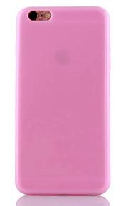 TPU Elegant Slim Solid Color Soft Back Case for iPhone iPhone SE 5s 5