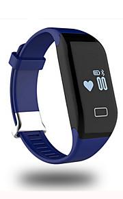 Toplux X11 Älyranneke / Älykello / Activity TrackerVedenkestävä / Poltetut kalorit / Askelmittarit / Sykemittari / Herätyskello / Ajastin