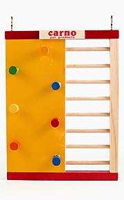 hamstere klatring stigen, træ sport legetøj, 1 stk