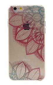 TPU material de cor oca padrão caso telefone macio para iphone6 / 6s / 6 Plus / 6s mais