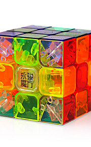 IQ Cube Magic Cube Yongjun Tre Lag Hastighed Glat Speed ​​Cube Magic Cube puslespil ABS