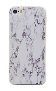 padrão de cor do material TPU caso de telefone macio para o iPhone5 / 5s / SE