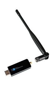 Zapo w67l-5db è una scheda di rete wireless dual band USB intelligente trasmissione di rete.
