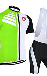 KEIYUEM®Others Short Sleeve Spring / Summer / Mountain Bike Cycling Clothing Bib Sets for Men/Women/ Breathable#32