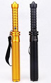 Rechargeable Zoom Mace Self-defense LED Flashlight (Single Flashlight)