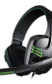 SALAR KX101 Casques (Bandeaux)ForOrdinateursWithAvec Microphone / Jeux