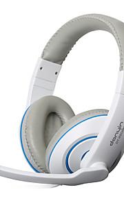 Somic DT-2208N 해드폰 (헤드밴드)For미디어 플레이어/태블릿 / 모바일폰 / 컴퓨터With마이크 포함 / DJ / 볼륨 조절 / 소음제거 / Hi-Fi