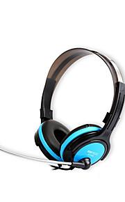 SENICC ST-908 해드폰 (헤드밴드)For미디어 플레이어/태블릿 / 모바일폰 / 컴퓨터With마이크 포함 / DJ / 볼륨 조절 / 게임 / 소음제거