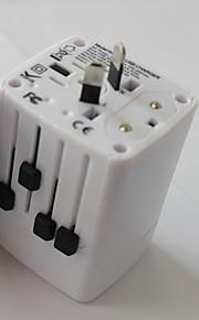 2 USB-Ports Multi-Ports EU Stecker / GB Stecker / US Stecker / AU Stecker Tragbares Ladegerät Charger NurFür iPad / Für Mobiltelefon /