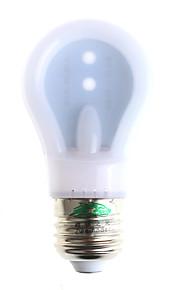 12W E26/E27 LED-globepærer G60 60 SMD 2835 800-1000lm lm Varm hvit Dekorativ AC 85-265 V 1 stk.