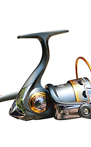 Baitcast Reels 5.5:1 12 Ball Bearings Exchangable Sea Fishing / Bait Casting / Freshwater Fishing-Baitcast Reels other