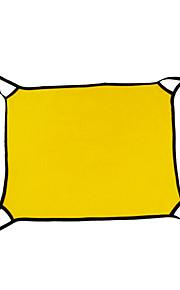 חתול / כלב מיטות אחר טקסטיל נייד אדום / שחור / ירוק / כחול / ורוד / צהוב / כתום