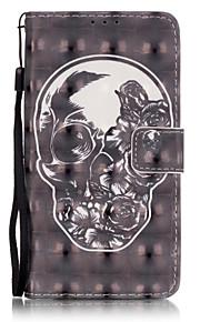 Fullbody tegnebog / Kortholder / Vende Other Kunstlæder Blød Card Holder Tilfælde dække for LG LG K7 / LG K5 / LG G4 Stylus / LS770