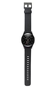 Bracelet en cuir pour les montres samsung