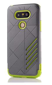 назад Ударопрочный Other силиконовый жесткий Hybrid candy dazzle colour Для крышки случая LG LG K10 / LG K7 / LG G5 / LG G4 / LG V10