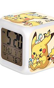 ポケットモンスター-Pikachu-樹脂-多くのアクセサリー