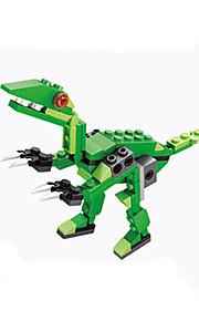 dr 6304 lego legetøj ny le dinosaur snoet æg blok puslespil blok til at holde samlet børns legetøj