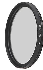 emoblitz 77mm CPL cirkulære polarisator linse filter