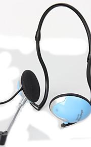 DANYIN DH905 Kopfhörer (Nackenbügel)ForMedia Player/Tablet PC / Handy / ComputerWithMit Mikrofon / DJ / Lautstärkeregler /