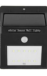 3W Soldrevne LED-lamper 400 lm Kjølig hvit DIP-LED Vanntett / Oppladbar / Dekorativ <5V V 1 stk