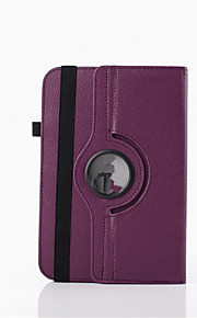 Folio 360 Degree Rotary Rotating Leather Case Cover for Universal Android Tablet PC 10 Inch
