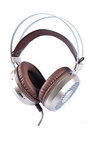 ECHOTECH YM-G800 Cascos(cinta)ForReproductor Media/Tablet / Teléfono Móvil / ComputadorWithCon Micrófono / DJ / De Videojuegos /