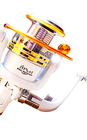 Spinning Reels 5.5/1 12 Ball Bearings Exchangable Bait Casting / General Fishing-JC3000 Mulinsen