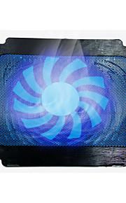 Ultrathin Laptop Cooling Fan Pad  Lower Noise