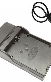 lpe5 micro usb carregador de bateria de câmera móvel para Canon EOS 450D 500D 1000D kissx2 kissx3