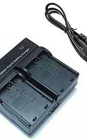 lpe5 bateria da câmera digital carregador duplo para Canon EOS 500D 1000D 450D