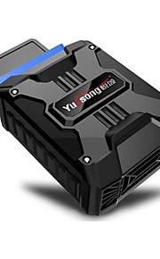Portable USB-Anschluss Kühlventilator für Laptop-Notizbuch